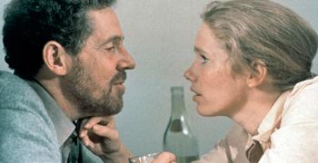 cenas de um casamento, Bergman