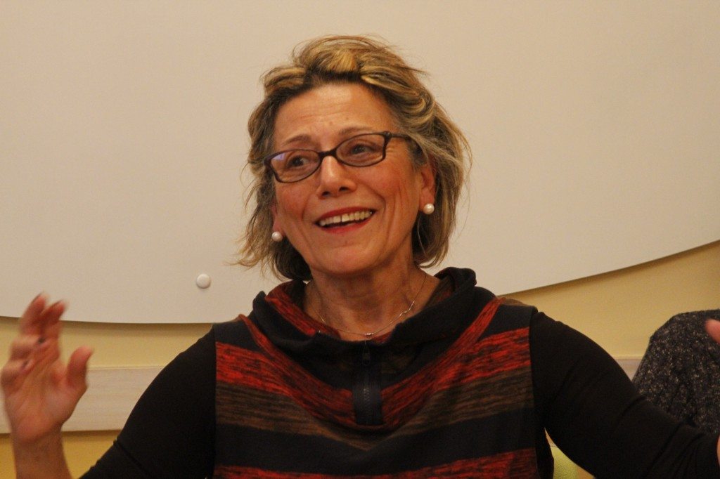 Regina Favre, setembro 2011